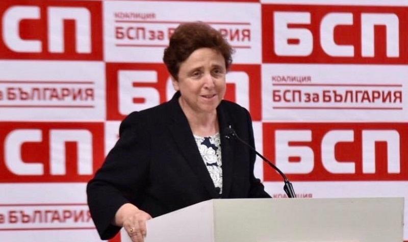 Дора Янкова: Да бъдем стожер на консолидацията!
