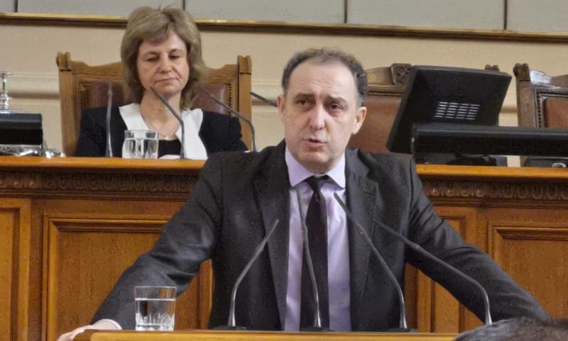 Иван Вълков: Създаването на Единна информационна точка ще намали административната тежест
