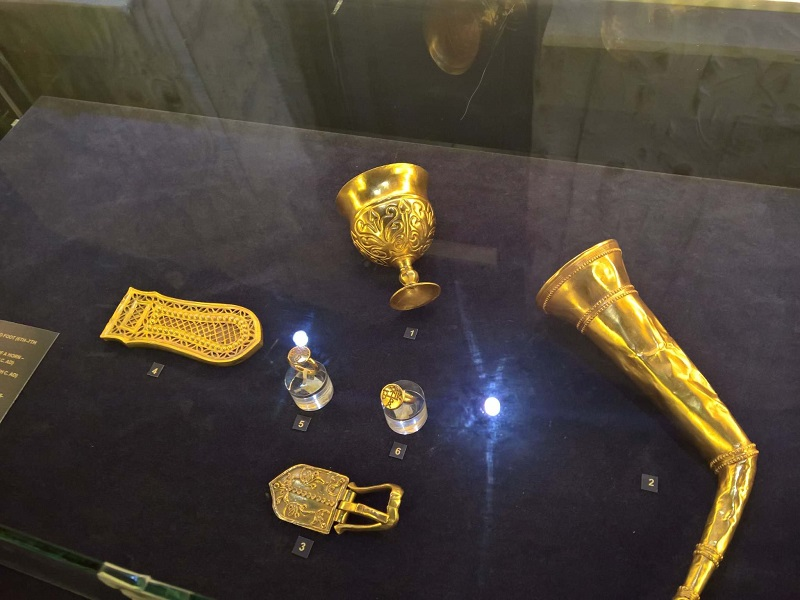 Златни съкровища, шевици, демонстрации и много изненади за днешната Нощ на музеите в Бургас