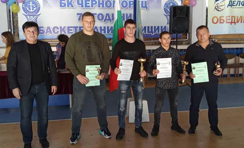 """Вижте десетте най-добри спортисти на """"Юрий Гагарин"""""""