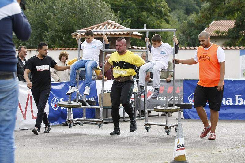 Железните атлети спират първо в Царево