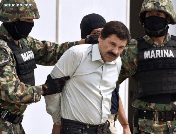 Наркобаронът Ел Чапо избягал от затвора, за да снима филм