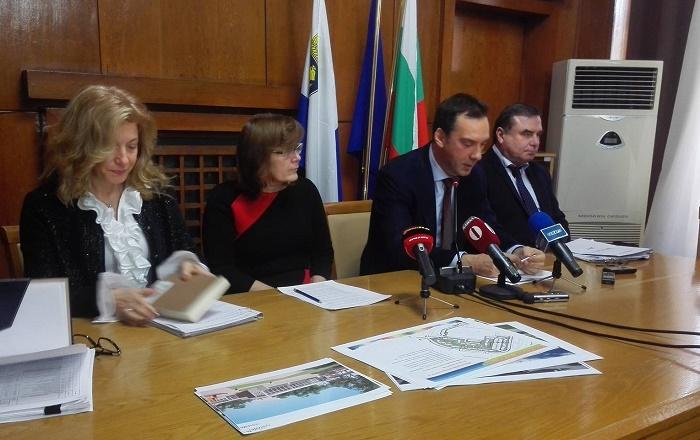 Над 217 млн. лева е новият бюджет на Бургас