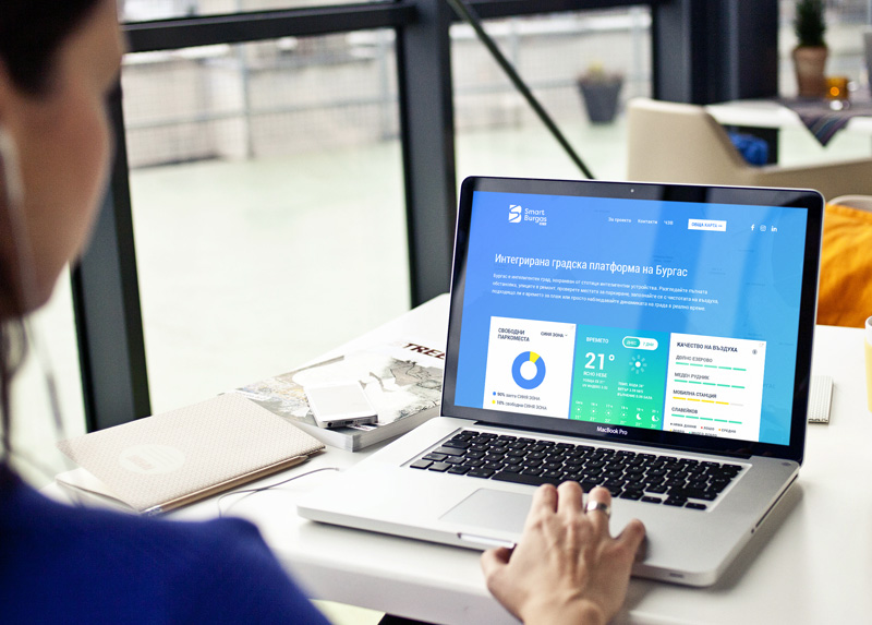 Пускат безплатен безжичен интернет и в кварталите на Бургас
