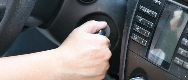 Не загрявайте двигателя на колата, когато е студено ...
