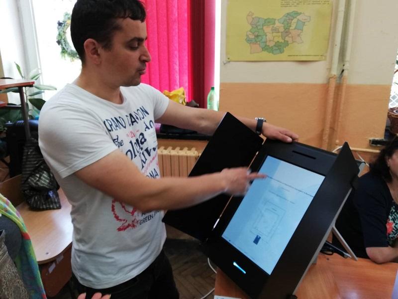 Най-активни гласоподавателите в Малко Търново