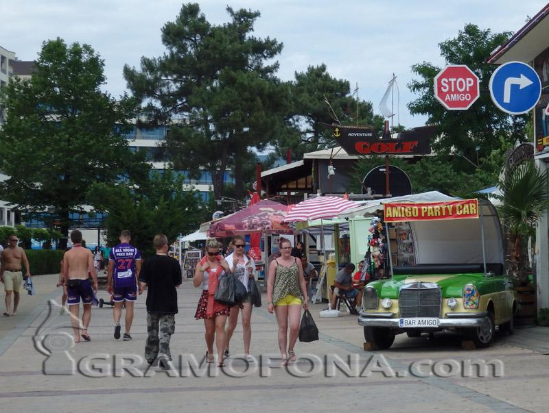 Рекорден ръст на чуждите туристи това лято