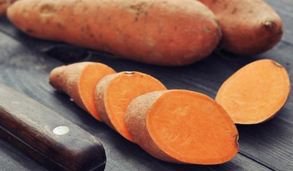Сладки картофи след преяждане по празниците