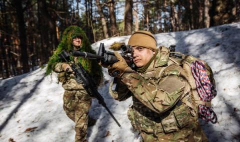 Руски командос размаза бесни терористи