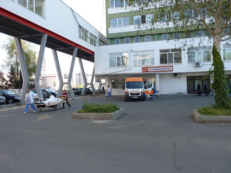 Изграждат ново Спешно отделение към МБАЛ-Бургас