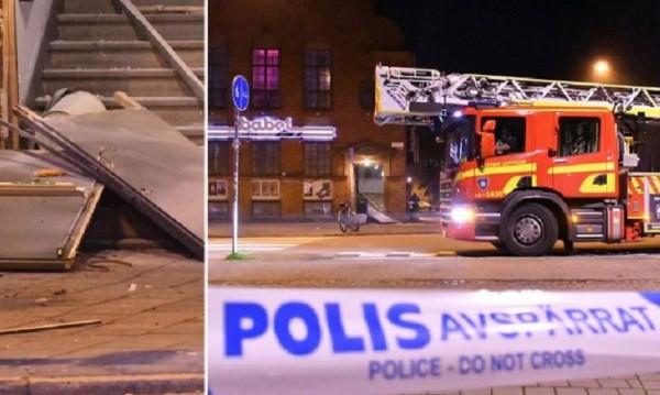 Взрив разтърси популярна дискотека в шведския Малмьо