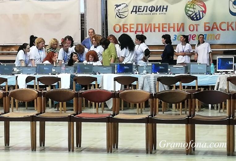 Изборният ден в Бургас приключи
