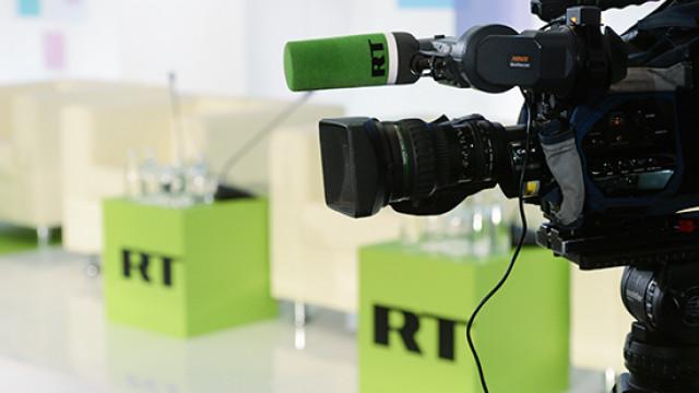 Рускa телевизия се регистрира като чуждестранен агент в САЩ