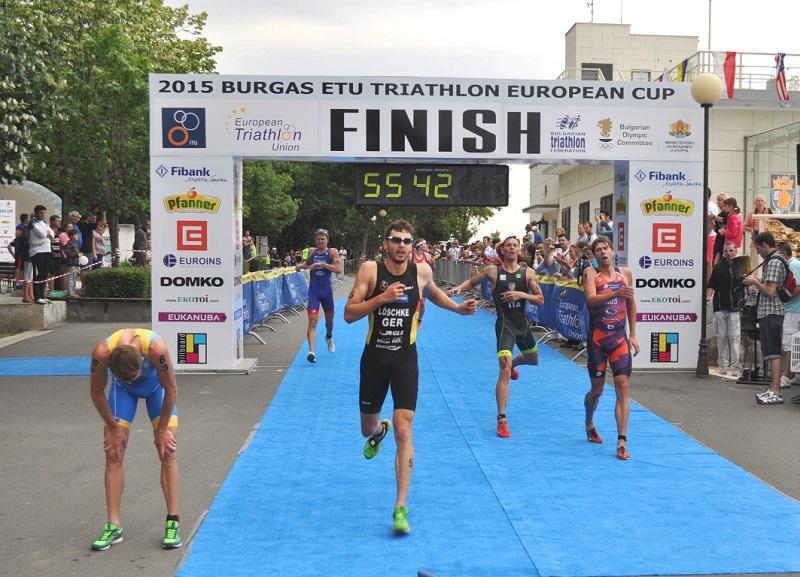 Европейски триатлон този уикенд в Бургас