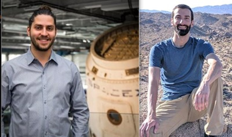 Двама българи в екипа на историческия полет в космоса
