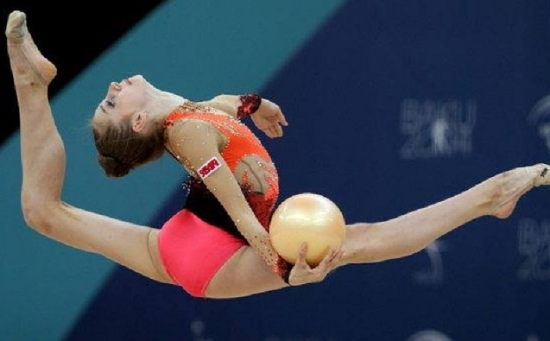 Бургаска гимнастичка, четвърта на турнира в Корбей Есон