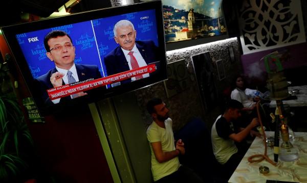 Започнаха изборите за кмет на Истанбул