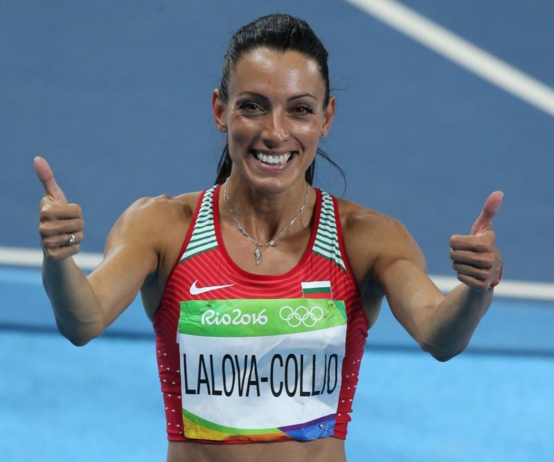 Ивет Лалова е седма в света на 200 метра