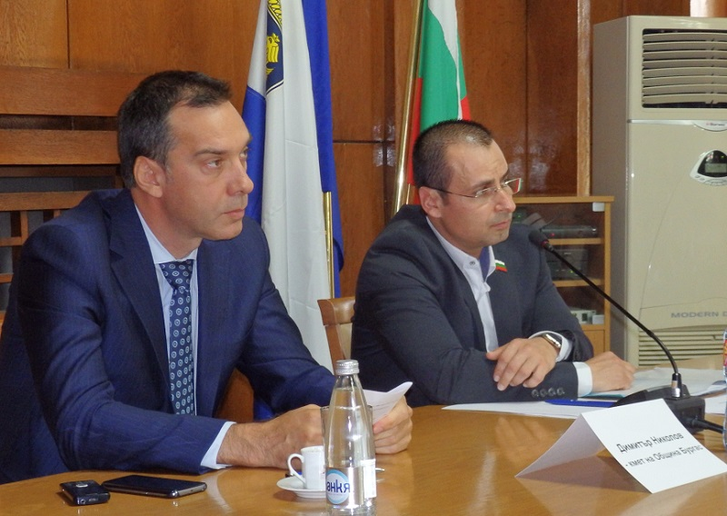 Южно Черноморие сваля границите между общините