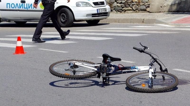 Велосипедист загина при катастрофа в Пловдивско