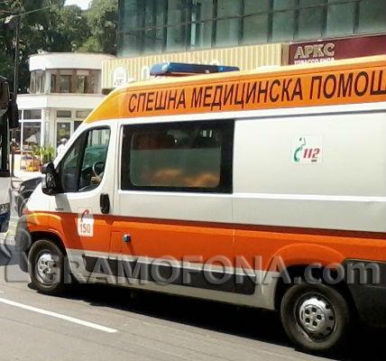 90-годишен загина при пожар в Славейков