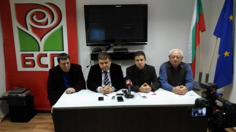 Бургаските социалисти критикуват Общината