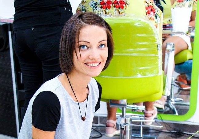 Юлия – северното момиче, което лекува косите на бургазлийки