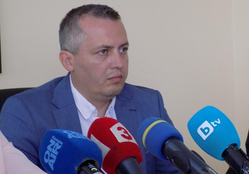 Освободен е шефът на Главна дирекция Национална полиция