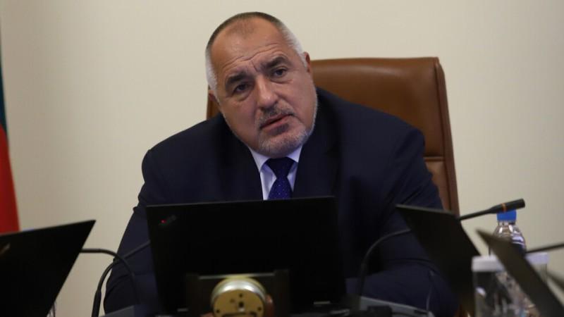 Борисов: Не воюваме, ние не сме нарушили добрия тон