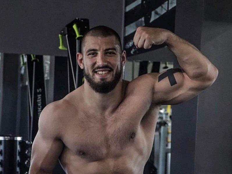 Мариян Димитров атакува пояса в категория до 77кг на MAX FIGHT 44