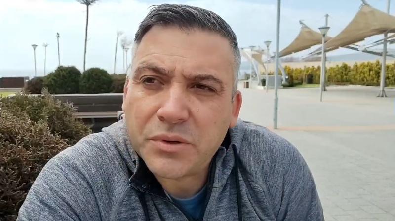 Брадърът Здравко е тъжен и разочарован от брат си заради строежа в Алепу