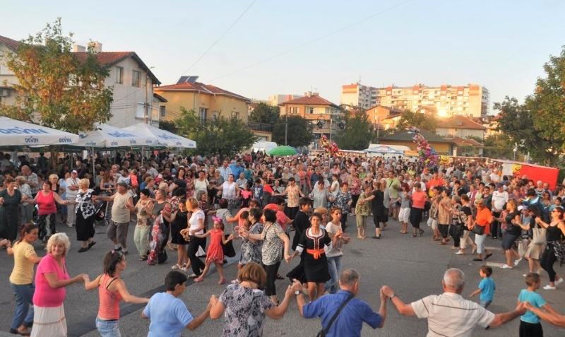 """Песни, танци и борби за празника на """"Меден рудник"""""""