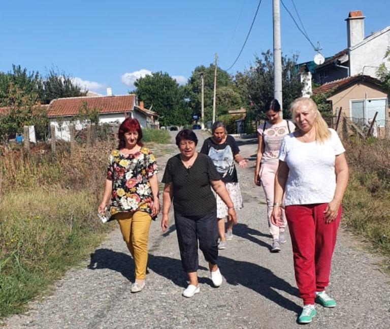 Жители и гости на община Созопол в подкрепа на здравословния начин на живот