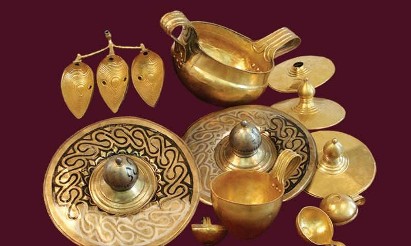 Вълчитрънското съкровище и златото на Кубрат – пред бургазлии до края на септември