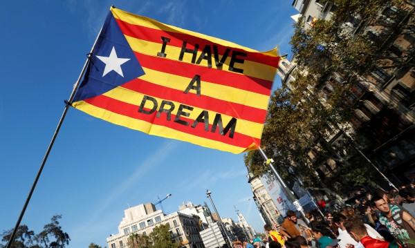 Сепаратистите печелят мнозинство в Каталуния