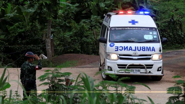 Спасиха всички от наводнената тайландска пещера