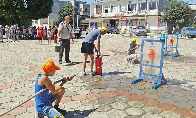 Детски хепънинг в Камено