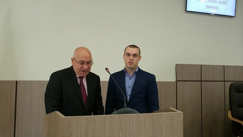 Георги Кузманов е новият общински съветник в Бургас