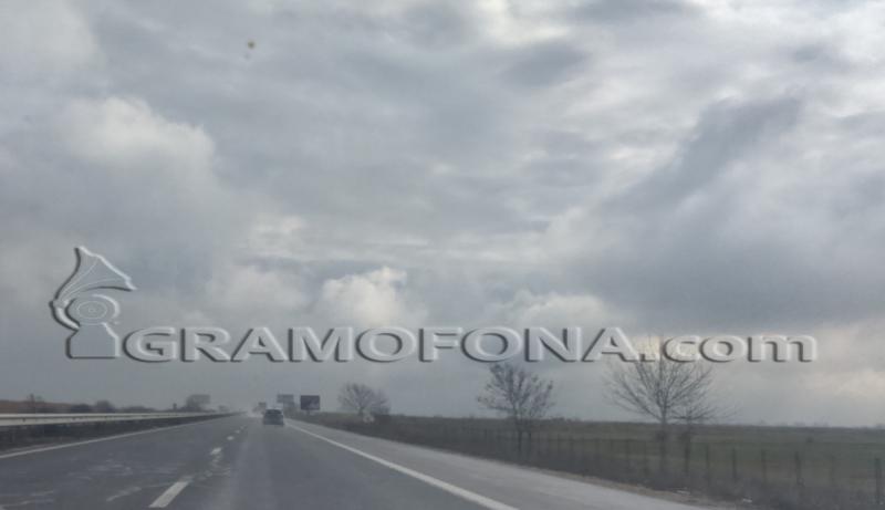 Без ограничения и затворени пътища в Бургаско