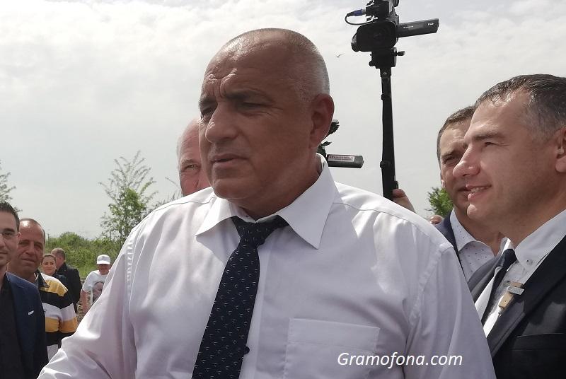 Борисов за разпита в прокуратурата: Угаждат на Радев