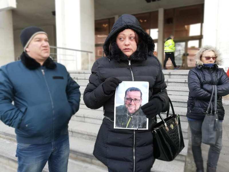 Три камери са записали последните минути на Евелин от Царево и неговата смърт