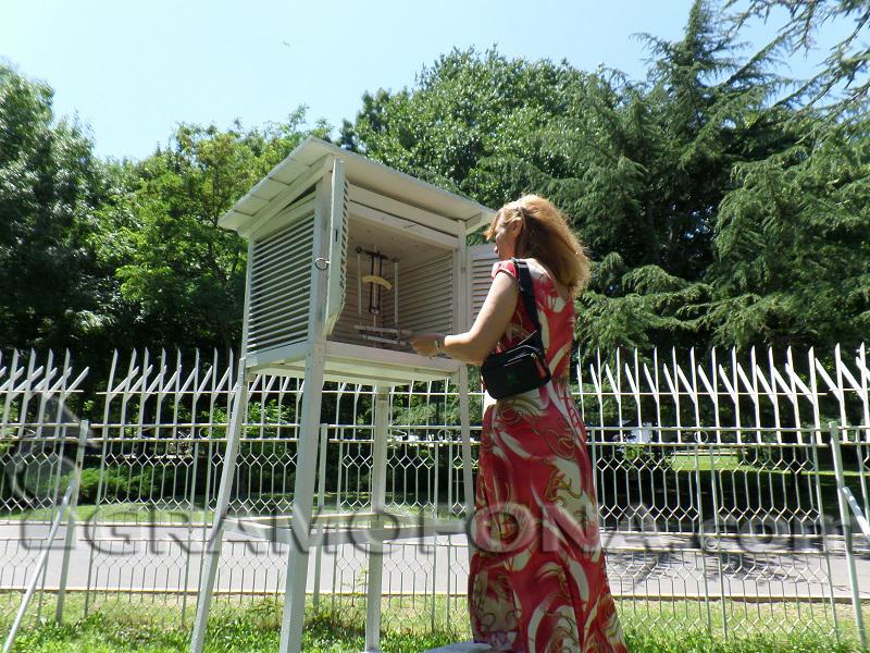 Наблюдател в пристанището направил първите замервания на въздуха и водата в Бургас