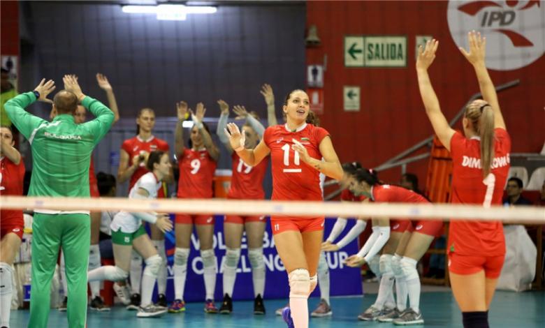 България триумфира в Перу и се завърна в световния елит на волейбола