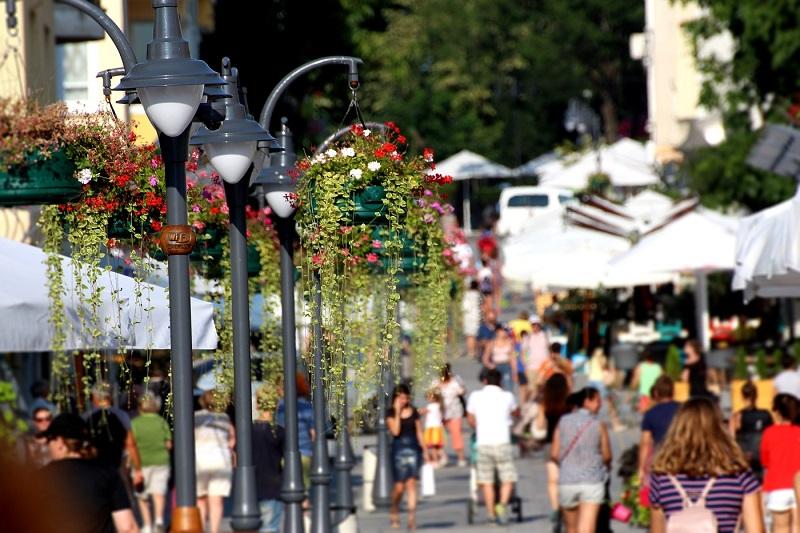 Престижната платформа Eurocities отдели специално внимание на емблематичната бургаска улица Богориди