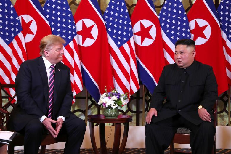 Тръмп и Ким Чен-ун се срещнаха, поговориха и не се разбраха