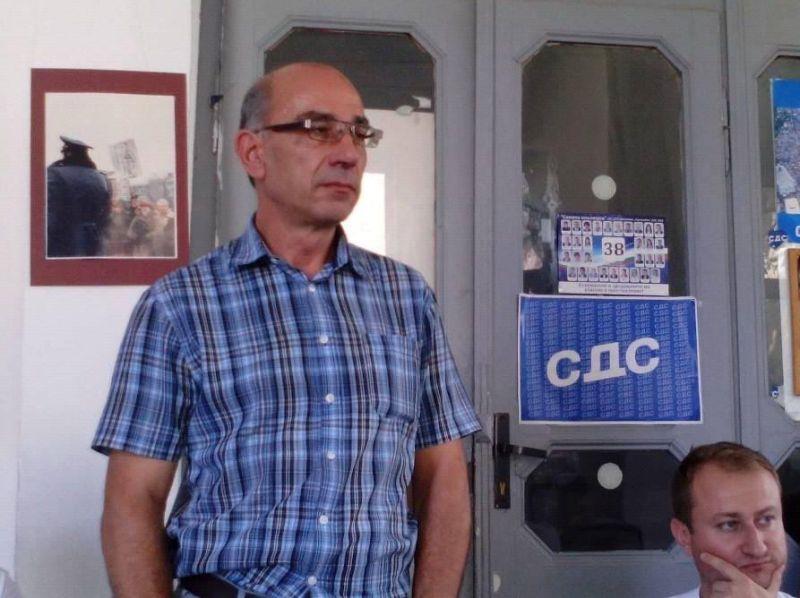 Избраха Тошко Иванов за член на Националния съвет на СДС