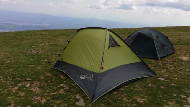 На палатка в Странджа вече ще е законно