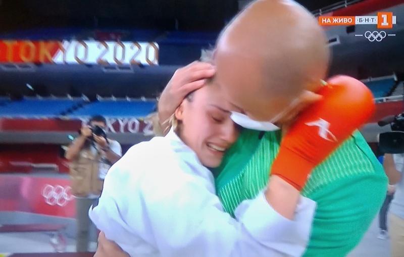 Олимпийска титла за България!
