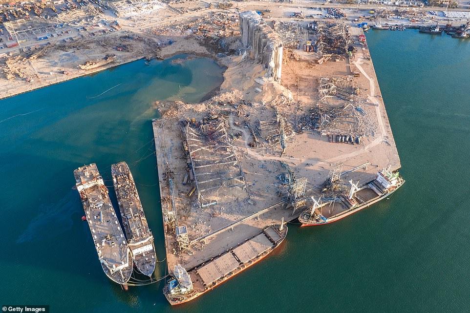 Бургаски капитан: Фирмата ми няма нищо общо с кораба, превозил взривената селитра в Бейрут