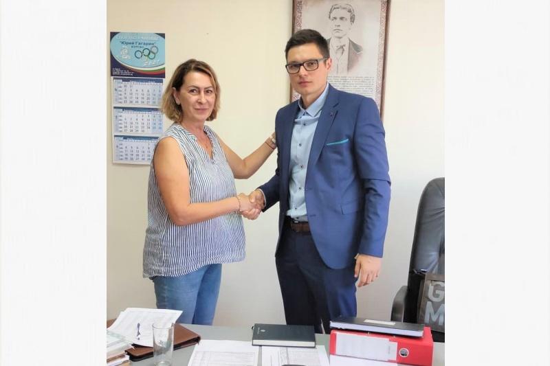 33-годишен плувец е новият директор на Спортното училище в Бургас